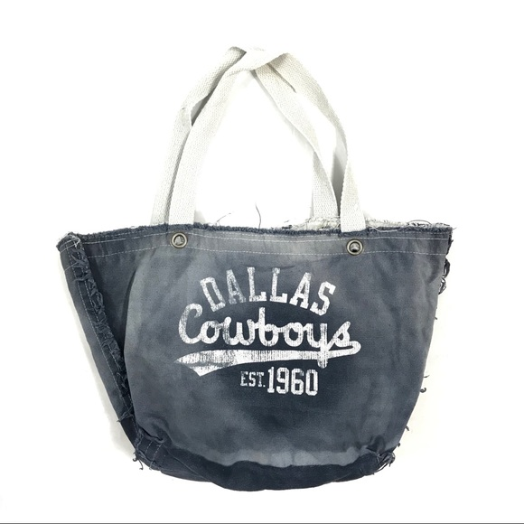 fb7e72caf Bags | Dallas Cowboys Canvas Tote Bag | Poshmark
